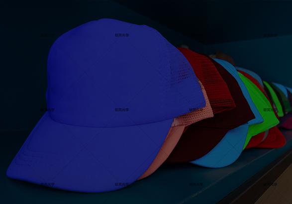 钜亮夜光粉纺织行业客户案例,夜光帽子