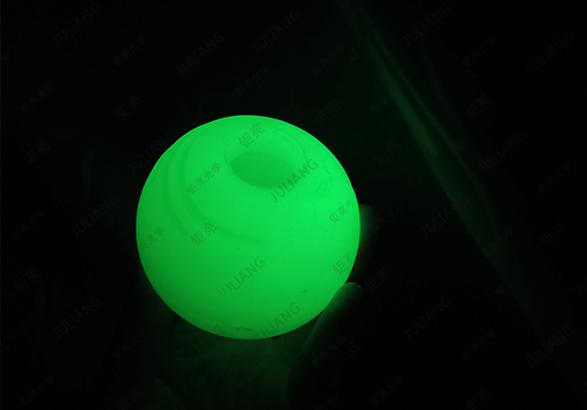 橡胶工艺夜光粉应用案例钜亮光学