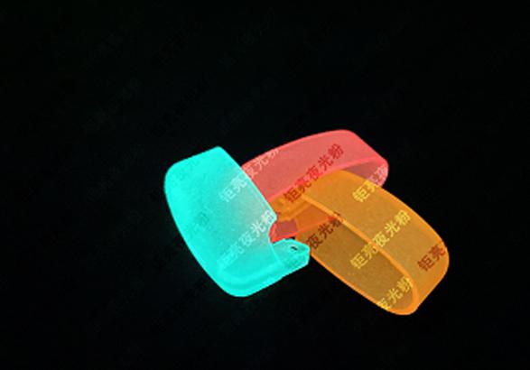 夜光粉用于AS注塑 夜光塑料AS材质 夜光打火机夜光粉注塑