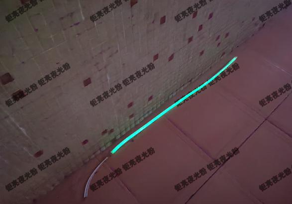 硅胶夜光粉 夜光PVC电线 注塑挤出挤塑硅胶 夜光塑料夜光粉