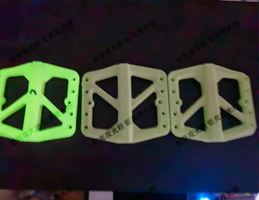PA夜光注塑 夜光粉寿命有多久 夜光塑料PA6尼龙客户案例